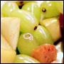 Frisches Obst im Macis-Biomarkt in Leipzig